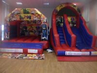 777 bouncy castle hire ( Ballymena / Ballyclare / Antrim / Larne/ Glengormley / Randalstown)