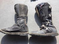 Setup UNO Motocross boots