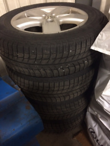 "Volkswagen 15"" Alloy Wheels w/ Michelin Tires"