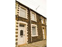 FOR RENT! Just renovated! 3-bedroom house in Furnace road, Pontygwaith £450 PCM.