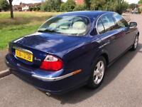JAGUAR S TYPE (2000 X REG) + FULL SERVICE HISTORY + AUTOMATIC + LEATHERS