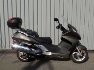 2005 Honda FSC600AC Silver Wing -