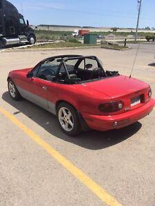 1990 Mazda Miata MX-5 (Trade OBO)