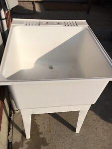 Laundry/ basement sink tub