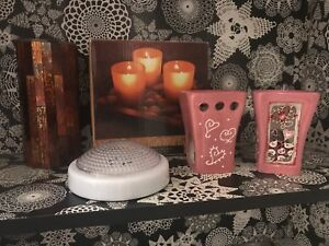 Home Decor and Accents - lights/candles