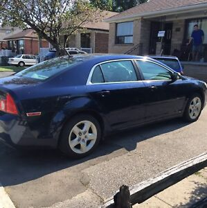 2010 Chevy Malibu  Eco tec 3800 first come first serve