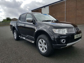 61 Mitsubishi L200 2.5DI-D CR ( EU V ) 4WD ( lth ) LB Double Cab Pickup Warrior