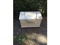 THETFORD CASSETTE TOILET FOR CAMPERVAN OR CARAVAN