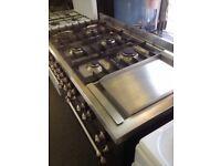 graded brittania range cooker 1200