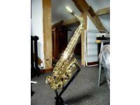 Selmer Super Action 80 Mk III Alto Saxophone