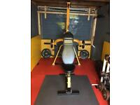 Powertec lever gym workbench multi gym