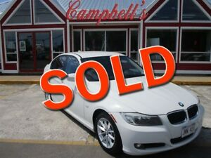 2011 BMW 323 i HTD LEATHER BLUETOOTH VOICE COMMAND ALLOYS