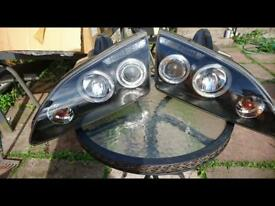 Angel eye headlights