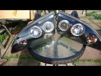 Angel eye headlights