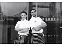Chef de Partie + great pay + service charge