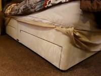 Divan base for King size bed