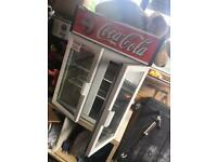 Cola cola mini fridge