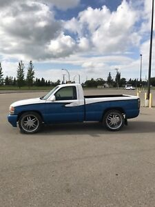 2000 GMC Sierra short box