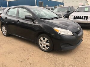 2009 Toyota Matrix XR HATCHBACK (CLEAN CARPROOF)