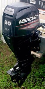 2015 60hp ct mercury outboard