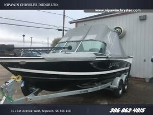 2017 lund boat co 1875 Crossover XS