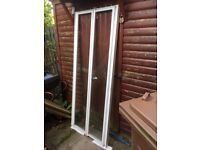 FREE bifold shower doors.