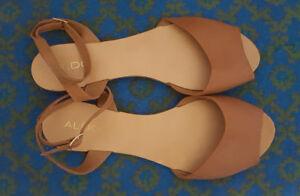 Brand New ALDO Ladies Flat Sandals, Women's Size 10