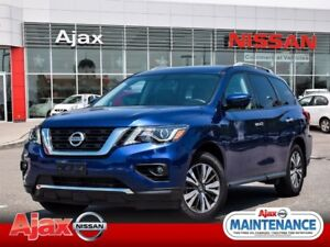 2017 Nissan Pathfinder SL*Tech Package*Low kms