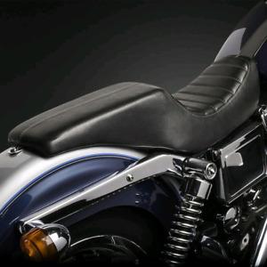 Biltwell Harley dyna seat