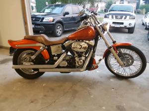 2003 Harley dyna w/g 100 anniversary