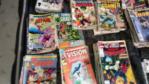 Marvel, DC, Disney, Archie, Graphic Novels for sale