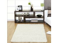 Brand New Ultimatecomfort Large Ivory Shaggy Rug 160 x 230 cm Clearance Sale!!