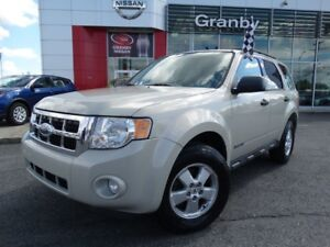 2008 Ford Escape XLT/4WD**/*TOIT OUVRANT*/