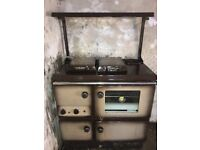 Stanley oil fired stove