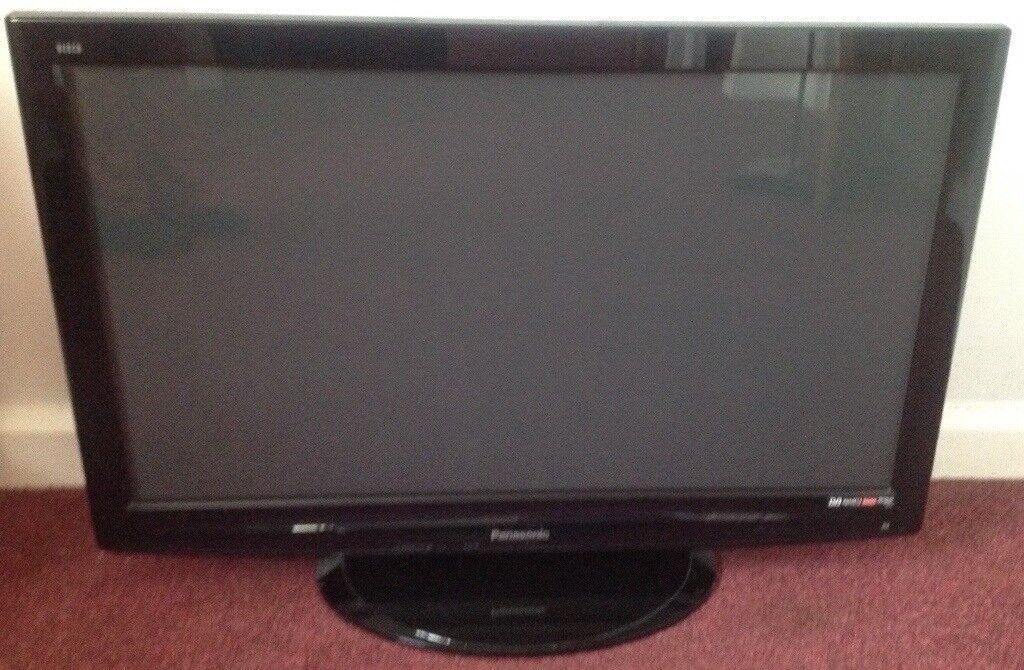 panasonic viera tv 42 inch. panasonic viera 42 inch hd freeview tv bury st edmunds tv