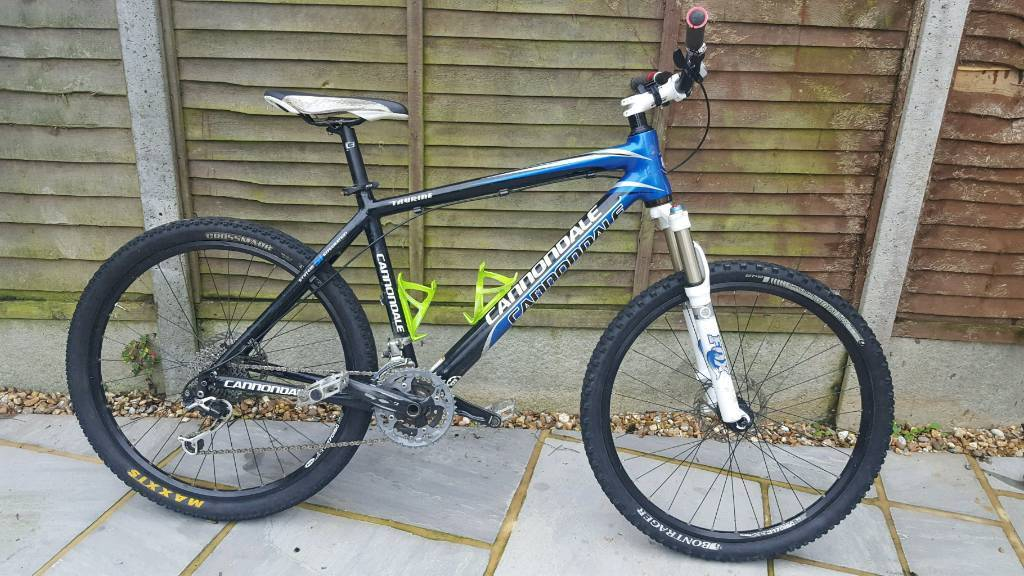 Cannodale full carbon fiber mountain bike