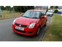 2010 SUZUKI SWIFT GL 1. 3 HATCHBACK PETROL