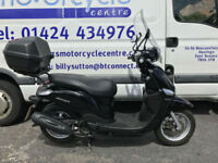 Yamaha Delight XC 115 S DELIGHT / Retro Scooter / Nationwide Delivery / Finance