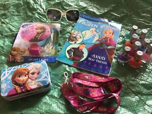 Frozen Themed Items