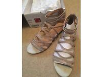 BNIB Call It Spring sandal from Debenhams rrp £40