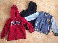 Boy's 6-7 Years Jackets