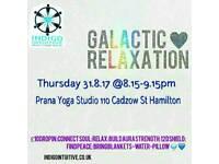 Galactic Heart Hamilton 31.8.17