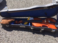 Childrens Violin with case