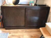 Vintage haberdashery sideboard