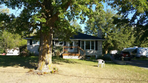Lovely Bungalow on approx. 1 Acre - Beautiful Treed Lot