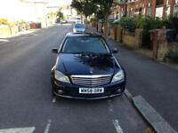 mercedes c200 cdi 58 in mint condition