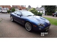 Magnificent 2004 Supercharged XKR in ultraviolet.Every extra.Low mileage. FSH. Must be seen.