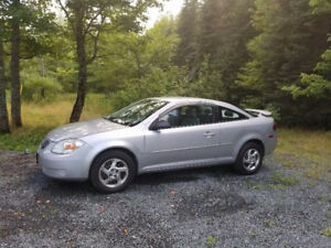 2005 Pontiac G5 Coupe (2 door)