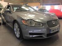 2009 09 Jaguar XF 3.0TD V6 Premium Luxury,FSH