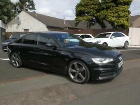 Audi A6 Saloon 2.0TDI ultra ( 190ps ) S Tronic 2014MY Black Edition